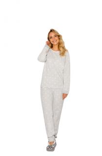 Pijama Feminino Inverno Fleece Snow AnyAny