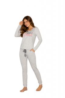 """Pijama Feminino Inverno """"Linda e Plena"""" AnyAny"""