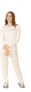 "Pijama Feminino Inverno ""Start Loving Yourself"" Pzama"