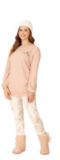 "Pijama Feminino Inverno ""Wish"" Pzama"