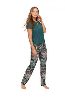 Pijama Feminino Outono Jungle Recco