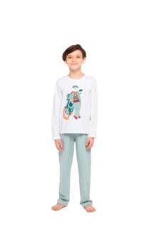 Pijama Infantil Menino Inverno Sonhart 100% Algodão