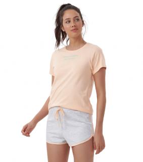 Pijama Feminino Short Doll Papaya