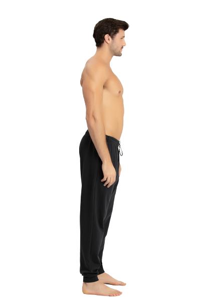 Calça Masculina Moletinho Flaneado com Elastano Recco