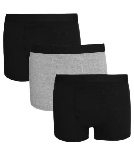 Cueca Menino Infantil Boxer Kit c/ 3 Trifil
