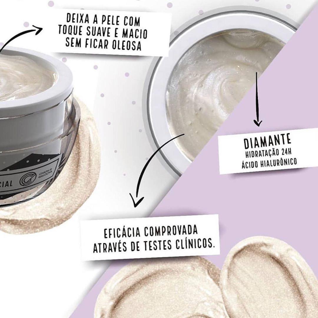 Máscara Facial Carvão Ativado CG Diamante