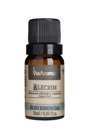 Óleo Essencial 10ml - Alecrim