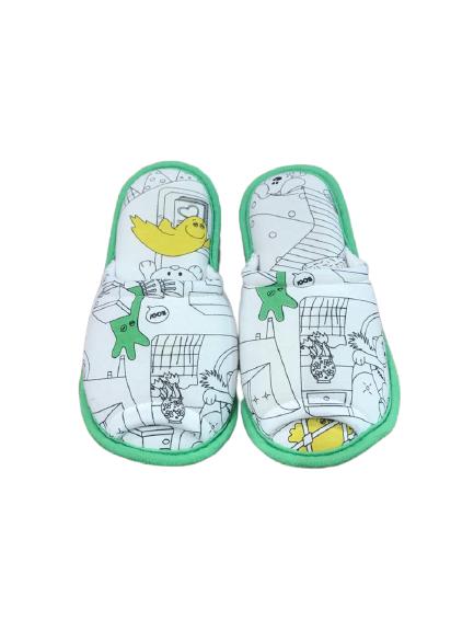 Pantufa Infantil Unissex Sonhart ORIGINAL