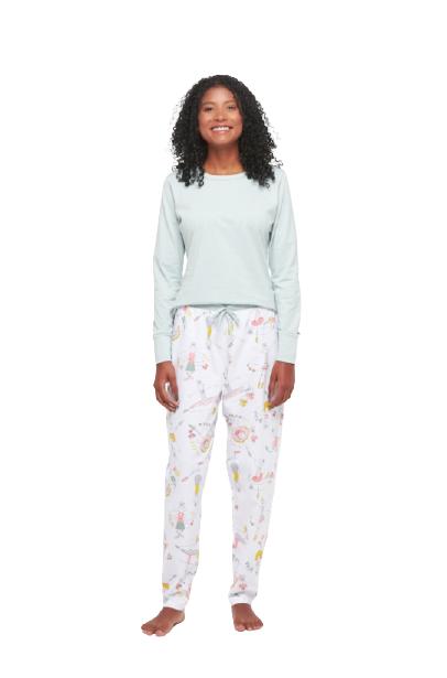 Pijama Feminino Inverno Adulto 100% Original Sonhart