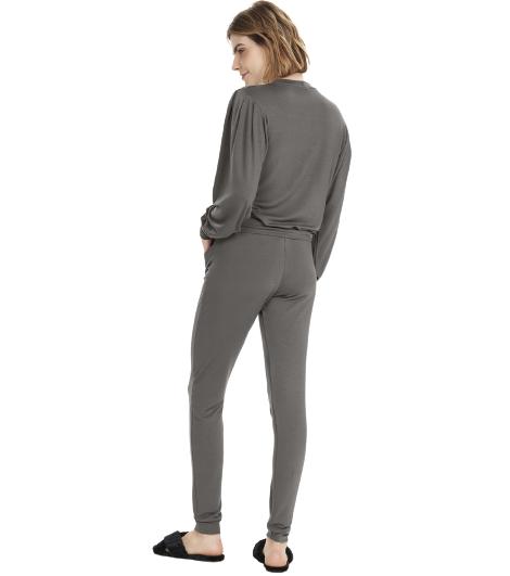 Pijama Feminino Inverno Homewear Cor Com Amor