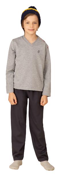 Pijama Infantil Menino Mescla Pzama