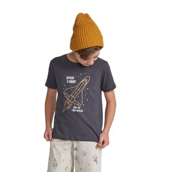 Pijama Menino Infantil Planetário