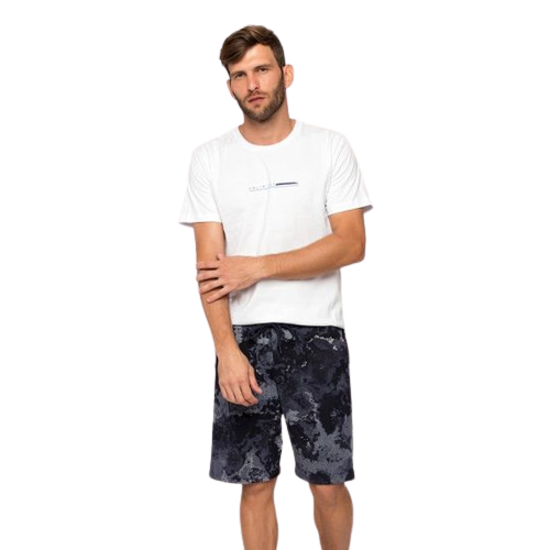 Pijama Masculino Atlântico Lua Luá TAMANHO:M