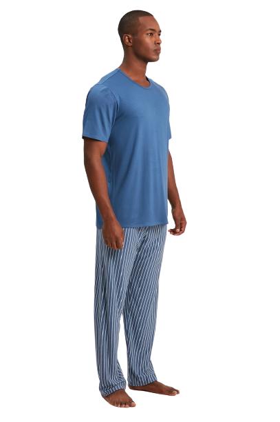 Pijama Masculino Azul Marlin Recco