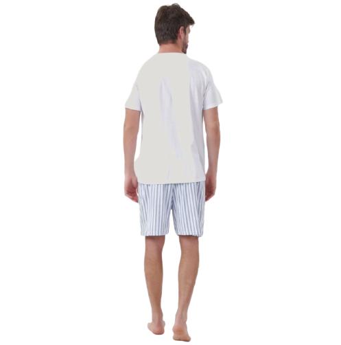 Pijama Masculino Pai e Filho Família Cor com Amor
