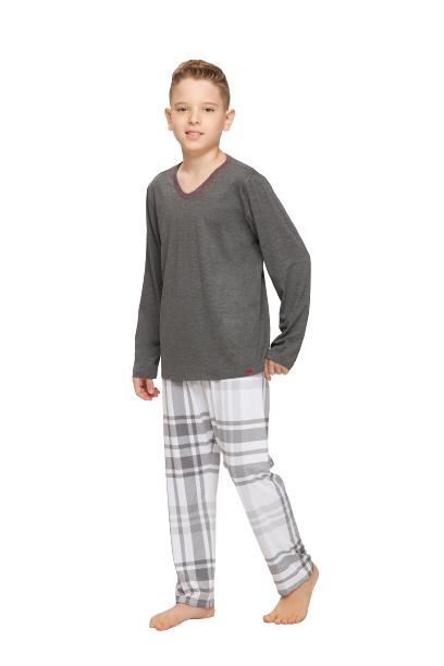 Pijama Menino Inverno Xadrez Recco