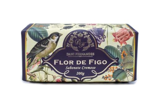 Sabonete em Barra Flor de Figo Dani Fernandes 200g