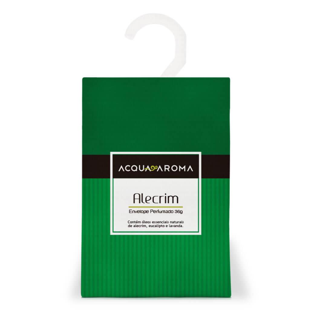 Sachê Perfumado Alecrim Acqua Aroma 36g