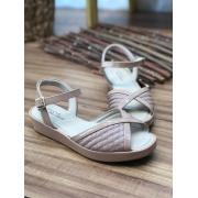 Sandalia Modare Flat Comforto 7150.104