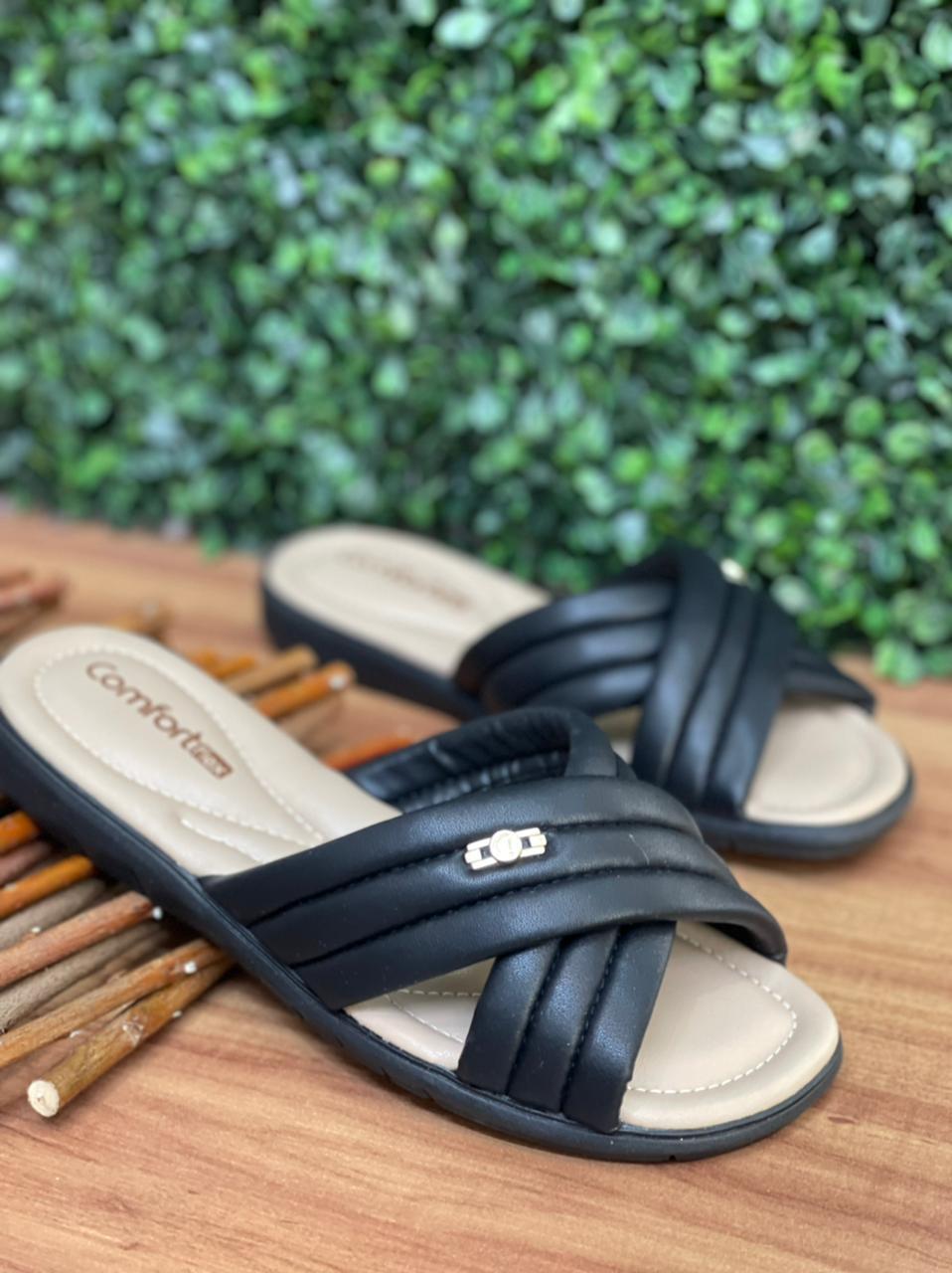 Sandalia Comfortflex 2180403