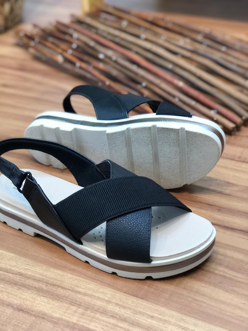 Sandalia Modare Flat Comforto 7132.118