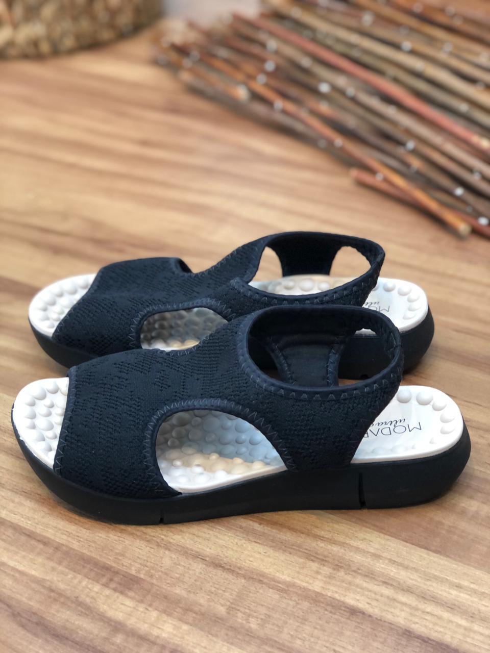 Sandalia Modare Flat Comforto 7142.112