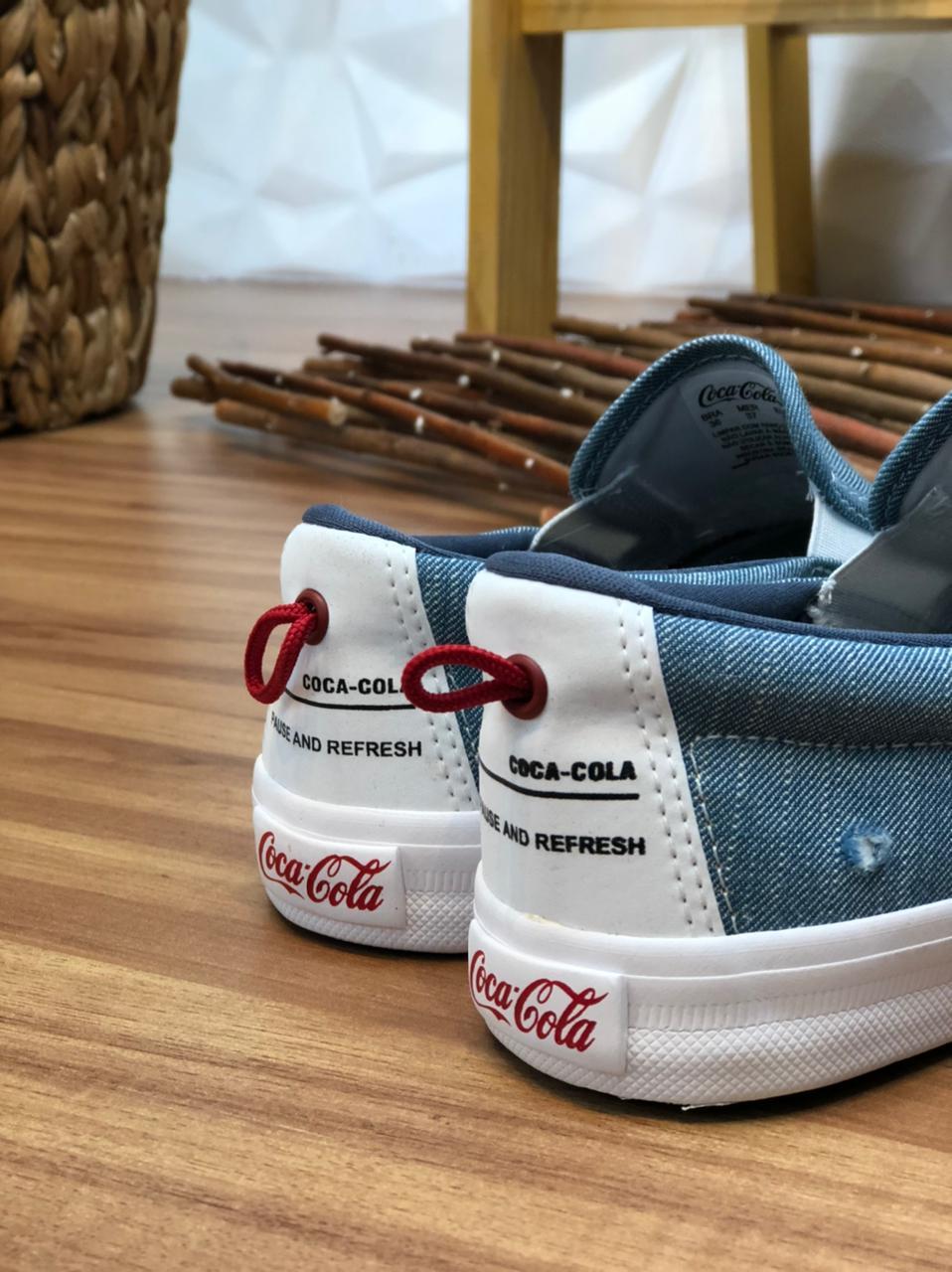 Sliper Coca Cola Fem Ad CC1868