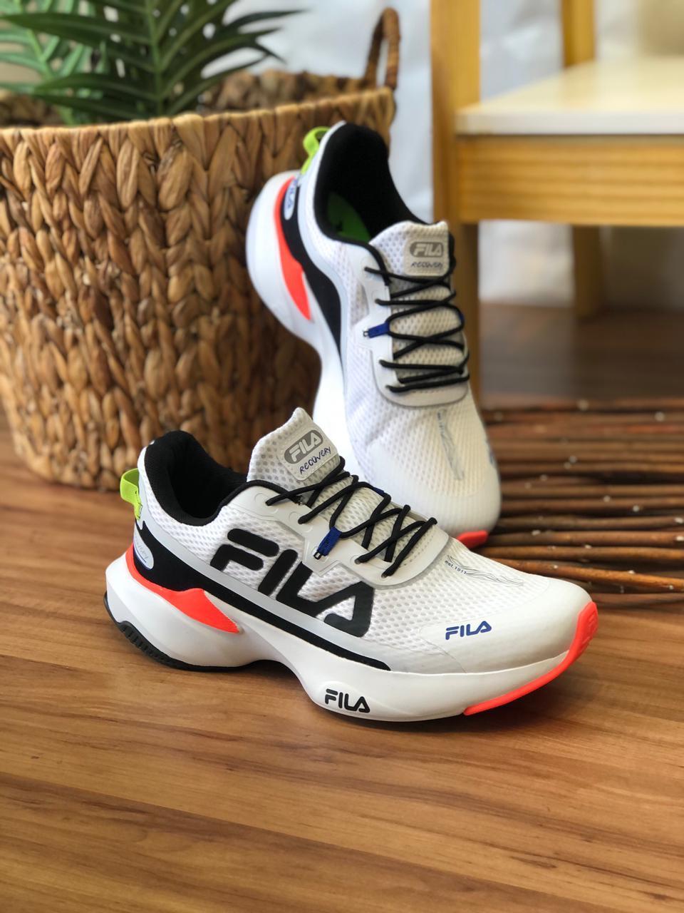 Tênis Fila Masc Ad  11J728X