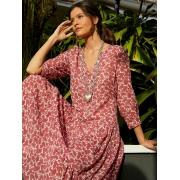 Vestido Amplo India