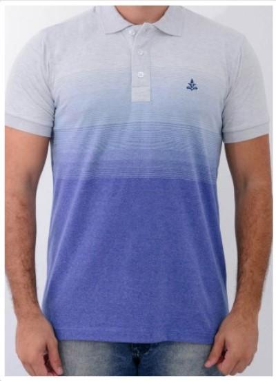 Camisa Barrocco Pólo Degradê