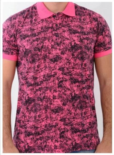 Camisa Barrocco Pólo Flores