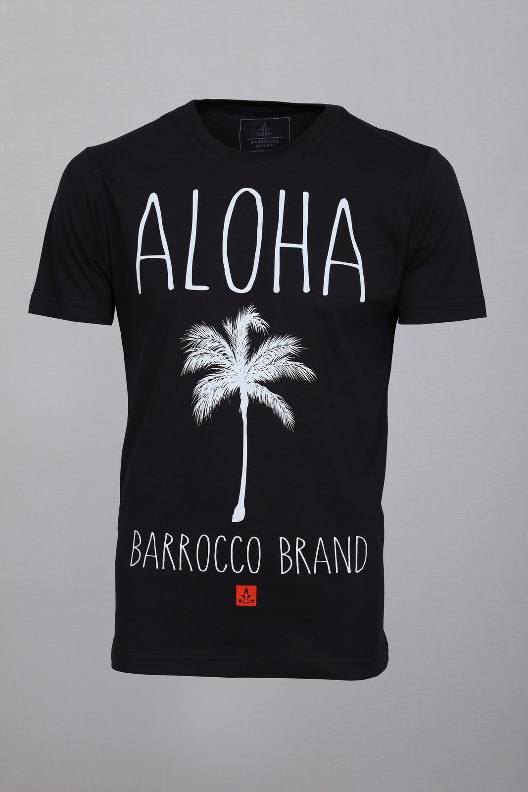 Camiseta Barrocco Aloha - FRETE GRÁTIS