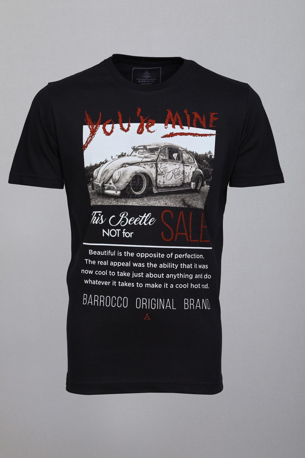 Camiseta Barrocco Fusca - FRETE GRÁTIS