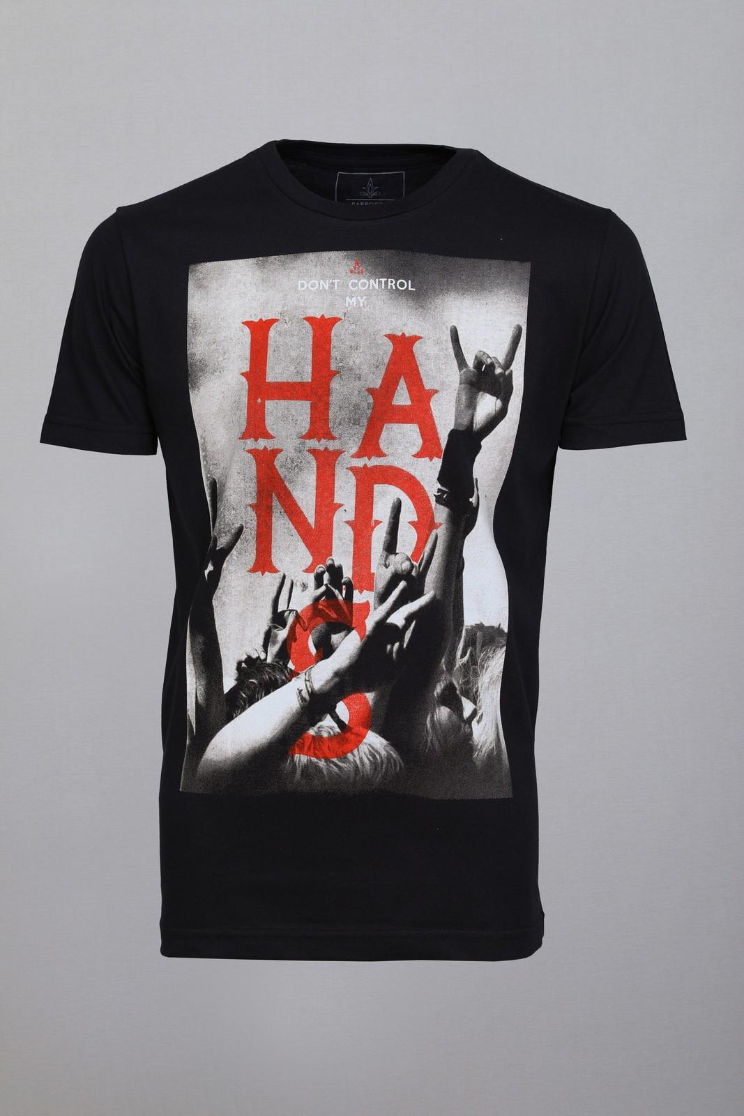 Camiseta Barrocco Hands - FRETE GRÁTIS