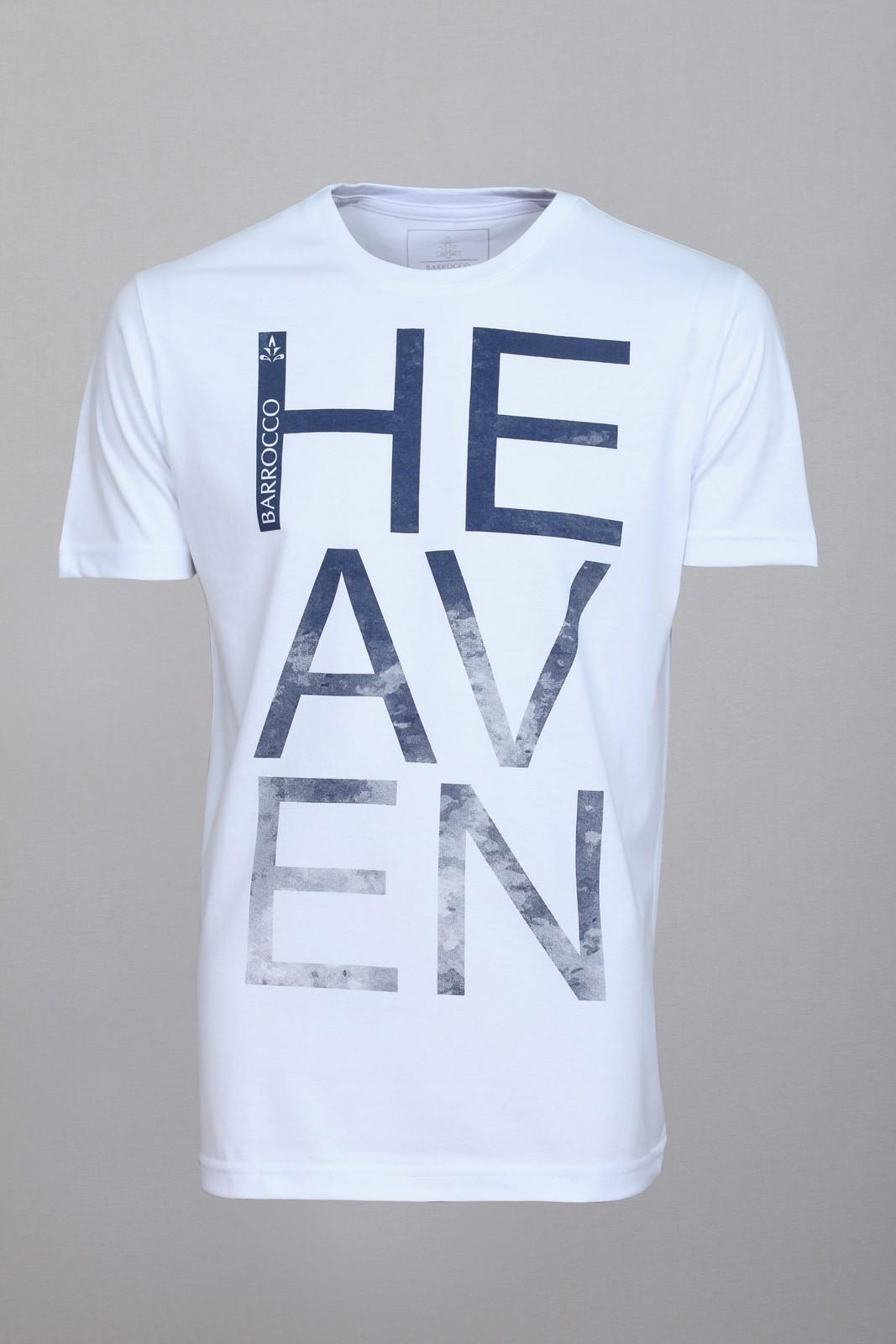 Camiseta Barrocco Heaven - FRETE GRÁTIS