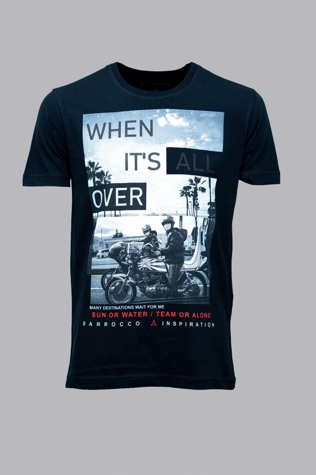 Camiseta Barrocco Inspiração
