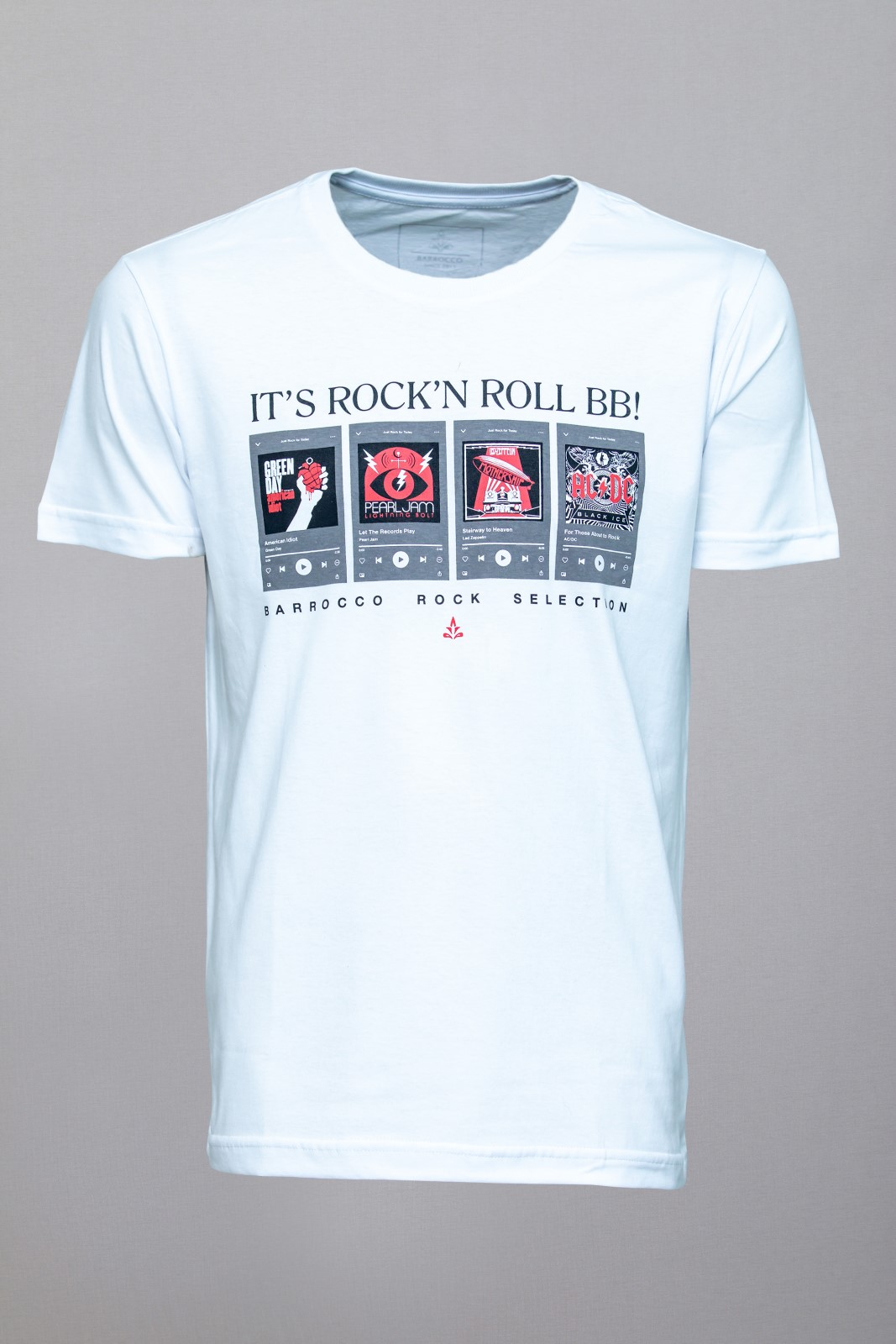 Camiseta Barrocco Isso é Rock'n Roll, BB!
