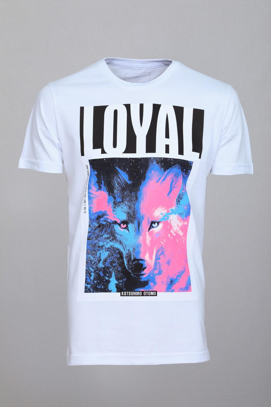 Camiseta Barrocco Loyal - FRETE GRÁTIS