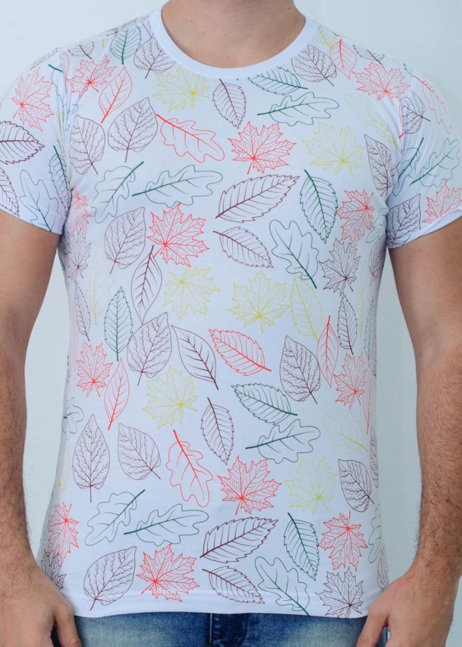 Camiseta Barrocco Outono