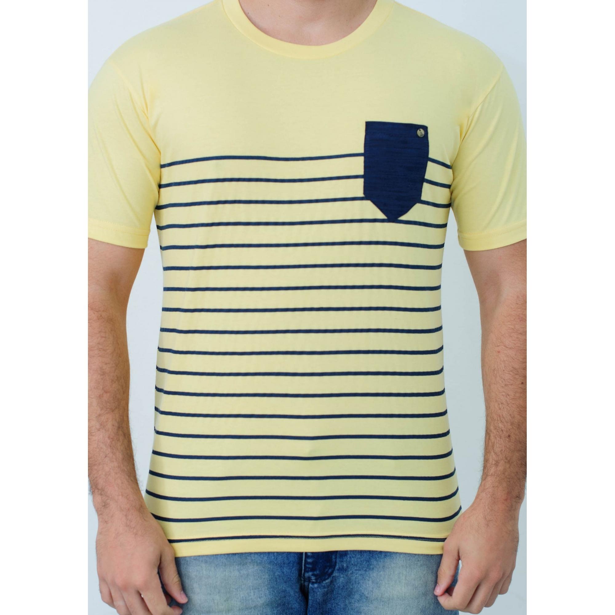 Camiseta Barrocco Pocket