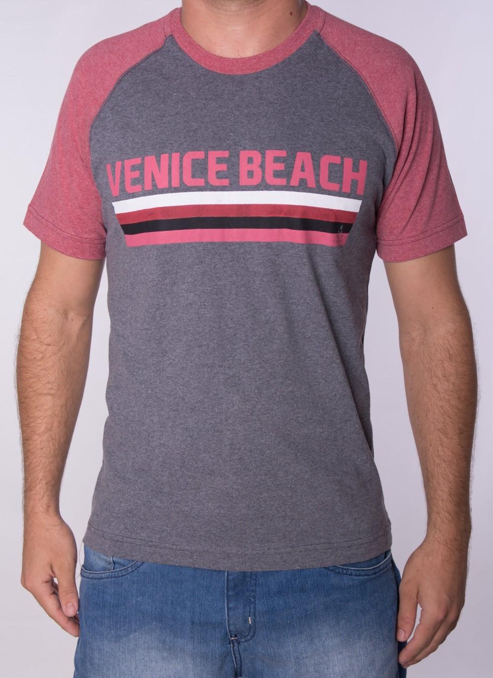 Camiseta Barrocco Praia de Venice