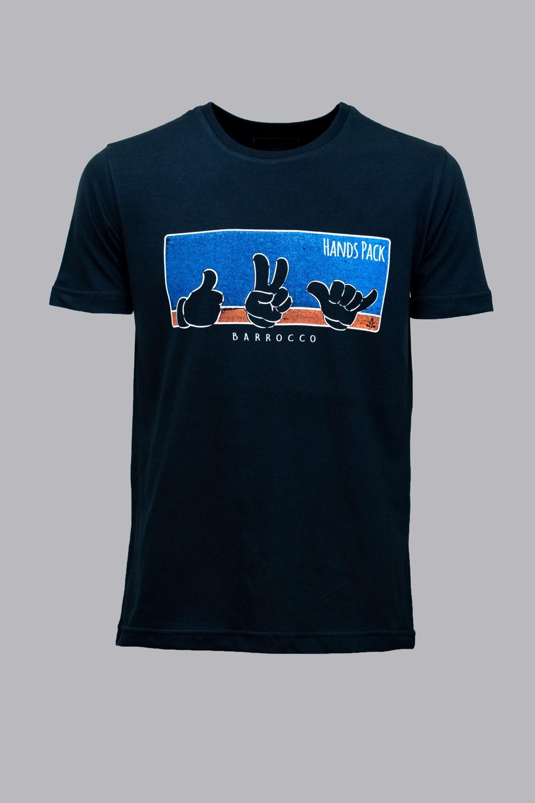 Camiseta Barrocco Sinais