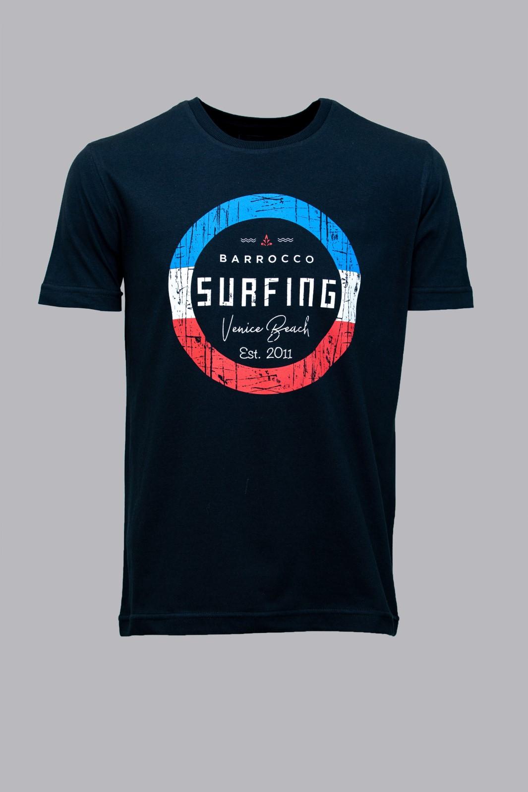 Camiseta Barrocco Surfando