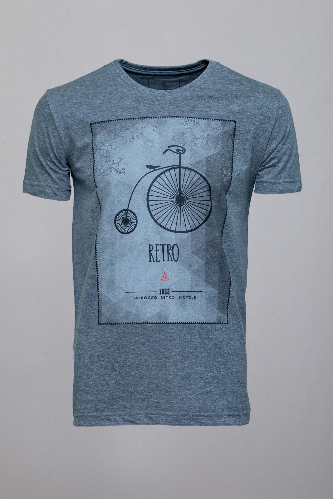 Camiseta Barrocco The Big Bi