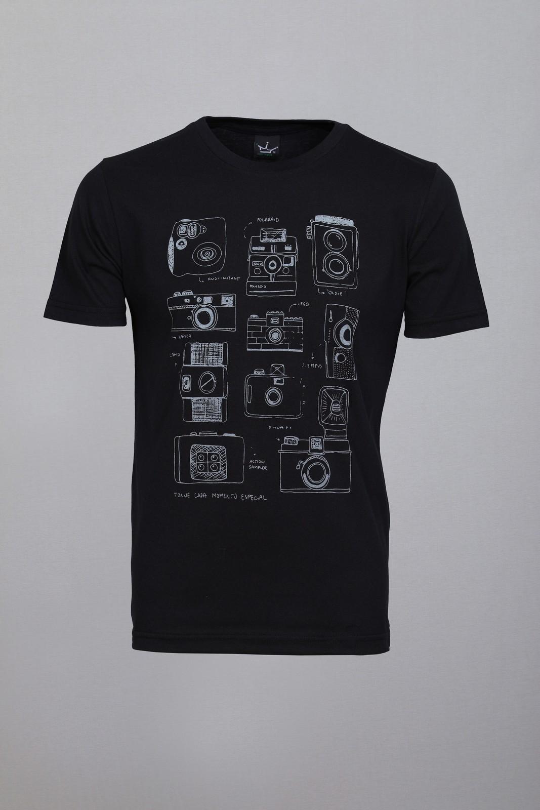 Camiseta CoolWave Câmeras