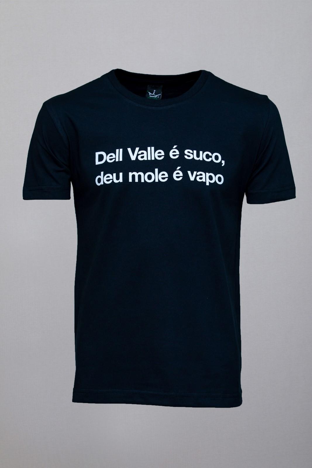 Camiseta CoolWave Dell Vale-Deu Mole