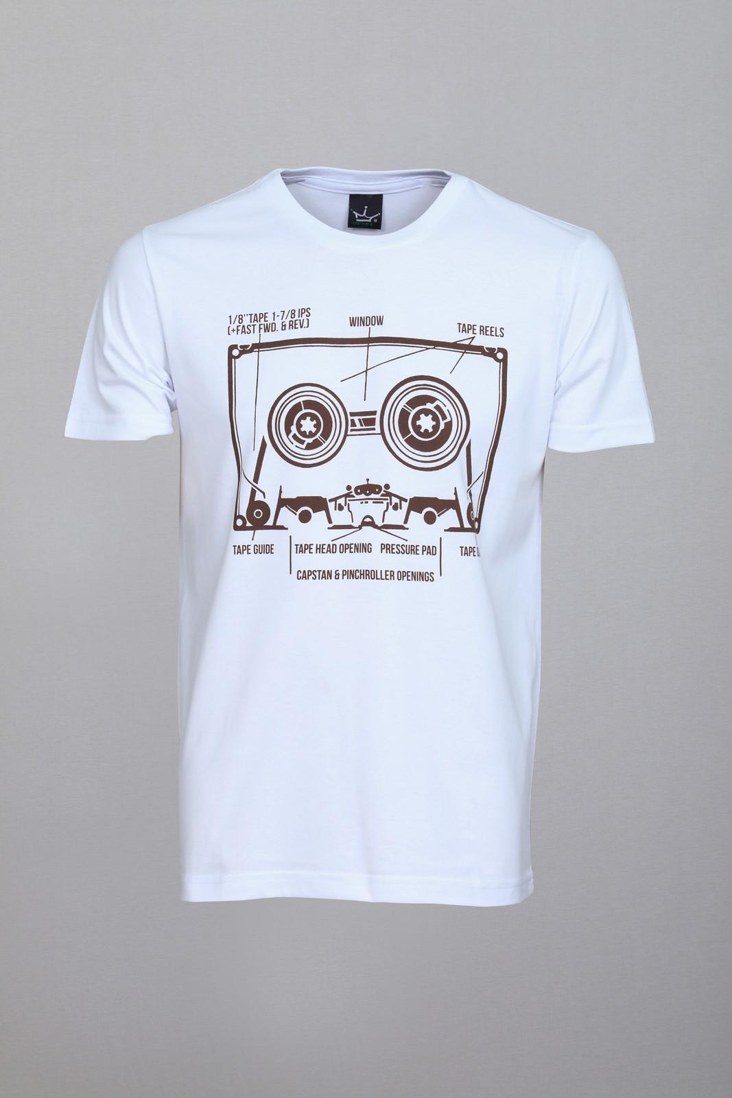Camiseta CoolWave Fita Cassete