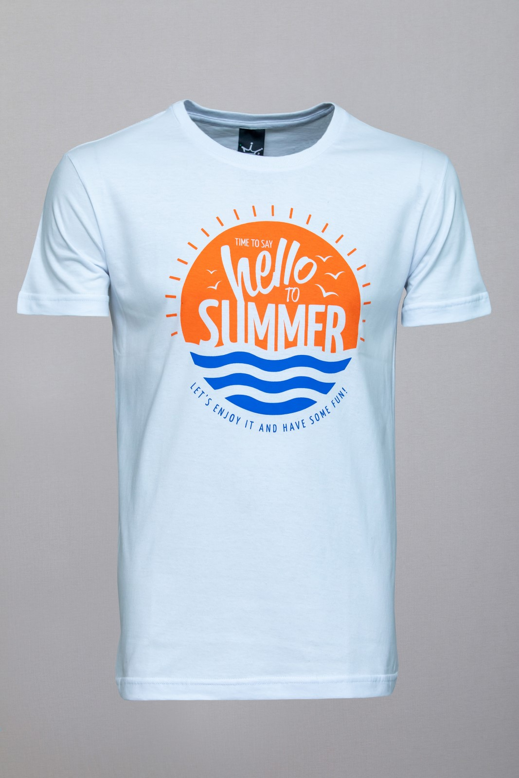 Camiseta CoolWave Hello to Summer