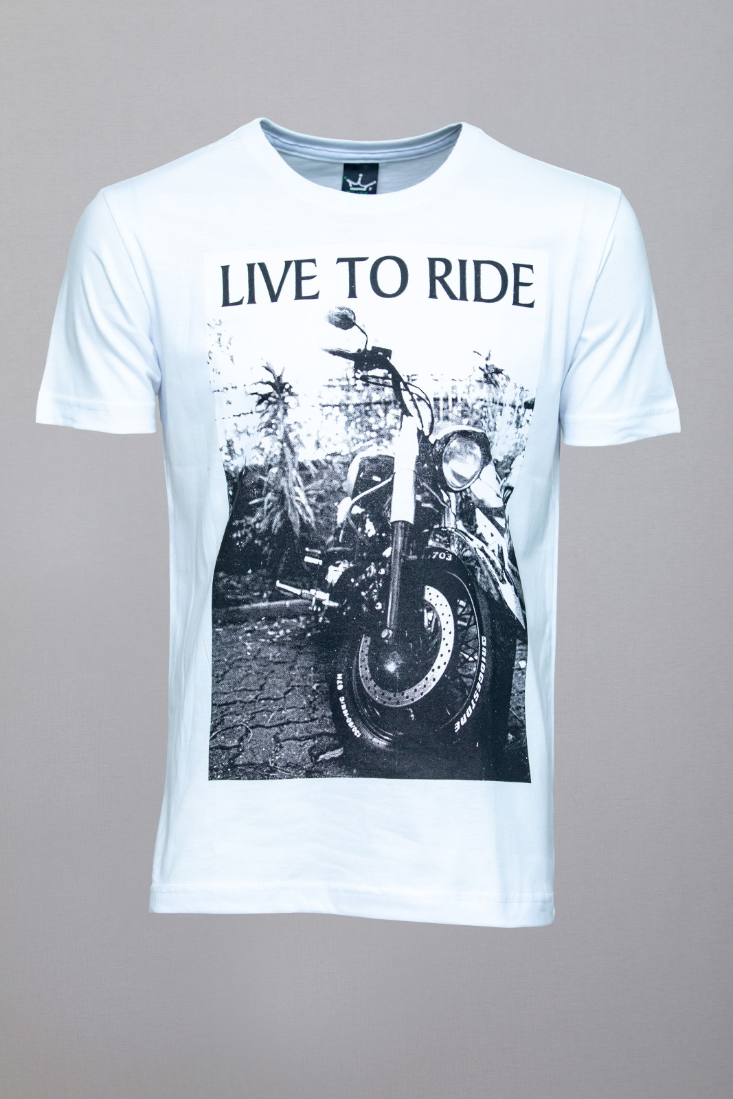 Camiseta CoolWave Live To Ride