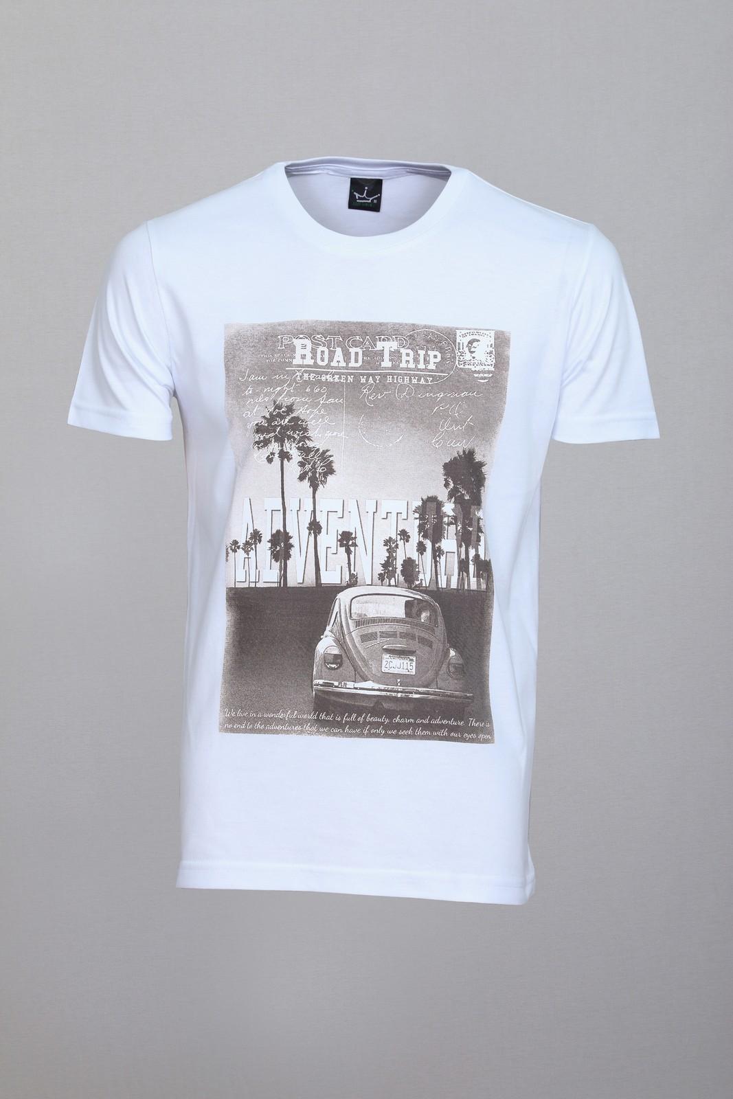 Camiseta CoolWave Road Trip Fusca
